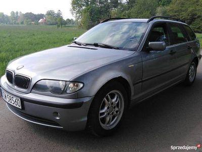 używany BMW 318 KOMBI e46 d lift 2003r.