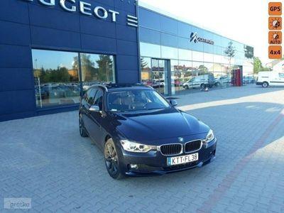 używany BMW 320 SERIA 3 d xDrive