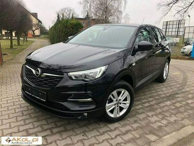 używany Opel Grandland X 1.2dm 131KM 2018r. 60 000km