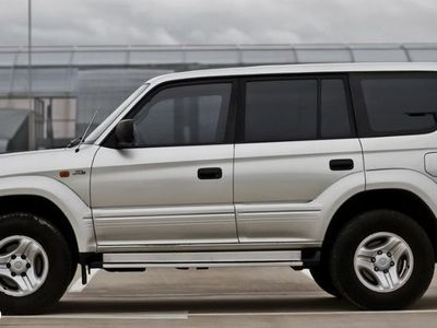 używany Toyota Land Cruiser III
