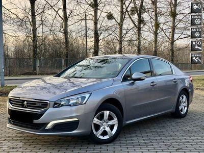 używany Peugeot 508 2dm3 150KM 2015r. 169 000km 2.0 HDI Lift Faktura VAT 23%