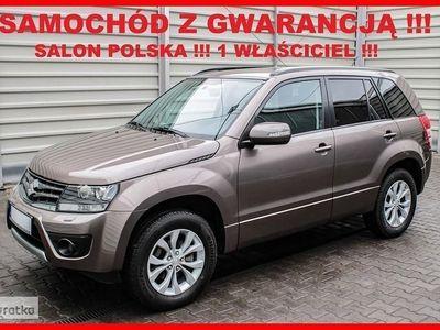 brugt Suzuki Grand Vitara II 4 x 4 + Salon PL + 1 Właściciel + 100% Serwis !!!