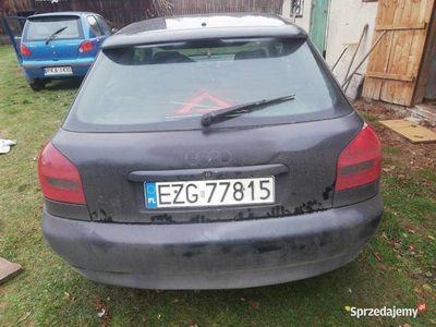 używany Audi A3 1.8t 180km
