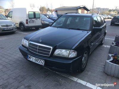 używany Mercedes C280 klasa C w202kombi sport 198KM 145kW
