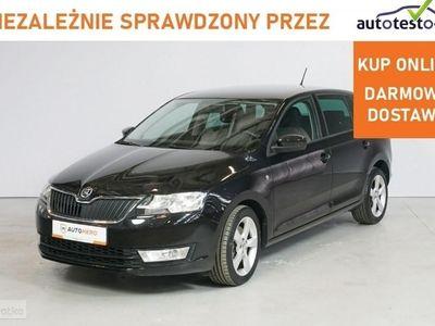 używany Skoda Rapid DARMOWA DOSTAWA, Navi, Klima auto, BT, Historia Serwisowa