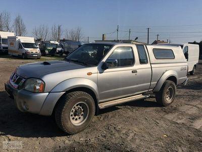 używany Nissan King Navara D22 Pick Up 4X4Cab Ciężarowy Klimatronik 2004