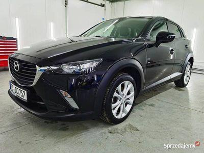 używany Mazda CX-3 2.0b 120KM SkyActiv Navi Serwis ASO
