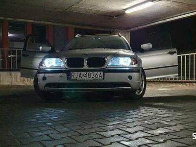 używany BMW 320 e46 2005r D 150km