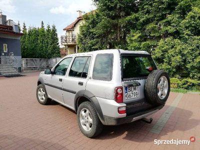używany Land Rover Freelander 2004 td4