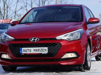 używany Hyundai i20 1.2 Benzyna + LPG 84 KM Klima FV 23% GWARANCJA!