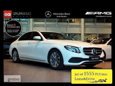brugt Mercedes 220 Klasa E W213 220Avantgarde MultibeamLed Navi Kam360 AsystentMartwegoPunktu