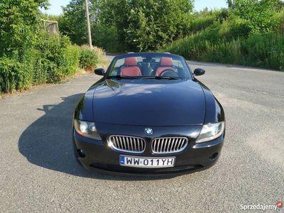używany BMW Z4 E85 3.0i 2007 231KM, bogate wyposazenie