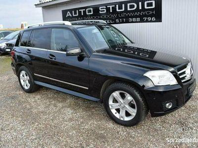 używany Mercedes GLK320 GLK 320 Bi-Xenon/Kolorowa-Navi/Parktronic (przód+tył)Full-Serwis!