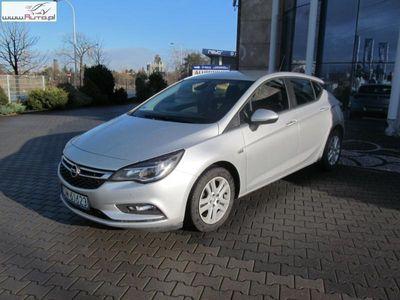używany Opel Astra 1.4dm3 150KM 2016r. 37 207km DW7J623 # 1.4 T Enjoy # Serwisowany # Faktura VAT 23% #