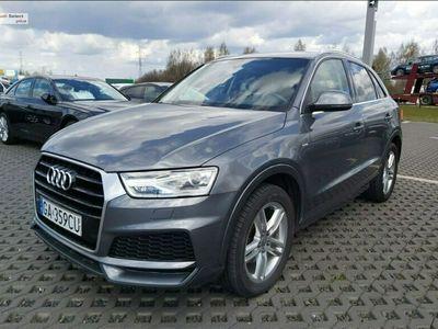 używany Audi Q3 1.4TFSI | 150KM | S-Tronic | Gwarancja do 2023 | S-Line |