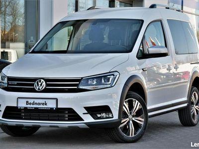 używany VW Caddy Alltrack 2.0 TDI 150 KM 4Motion DSG