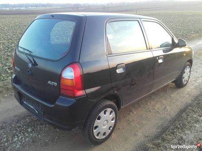 używany Suzuki Alto