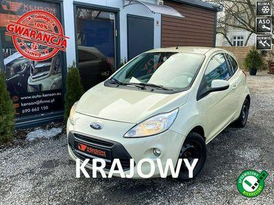 używany Ford Ka Salon PL, Klimatyzacja, Opony cało roczne II (2008-)