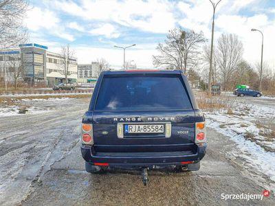 używany Land Rover Range Rover 4.4 LPG