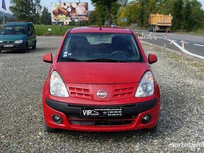używany Nissan Pixo 1dm 68KM 2009r. 81 000km