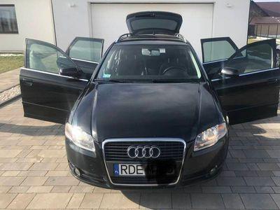 używany Audi A4 avant, gotowy do jazdy