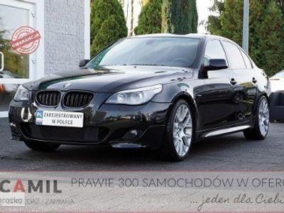 używany BMW 333 SERIA 5 545 4.4+GAZ KM AUTOMAT, Dobrze Wyposażony, Pełnosprawny,Zarejest