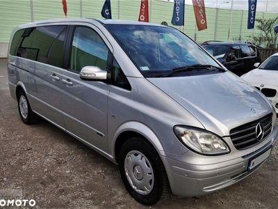 used Mercedes Viano 3.0 V6 CDI 204KM AUTOMAT Salon Pl. Serwis ASO 1.właściciel