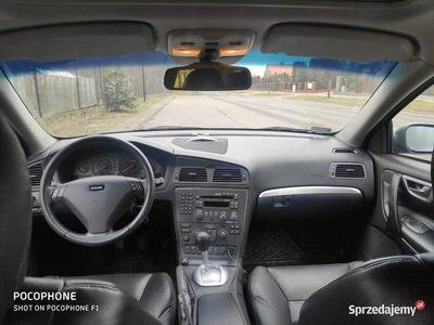 używany Volvo S60 2.4 170KM Benzyna+LPG