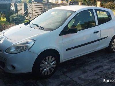 używany Renault Clio homologacja na ciężarowy Fak
