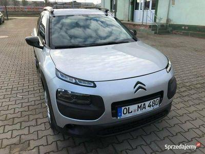 używany Citroën C4 Cactus 1.6 blue Hdi, Stan jak nowy, Klimatronic, Tempomat, Super I (2014-)