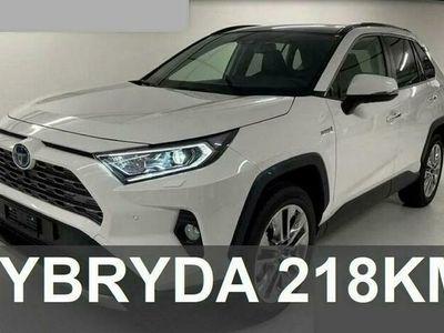 używany Toyota RAV4 Executive 218KM Hybryda Systemy bezp, Tapicerka skórzana Rata 1579zł V (2018)