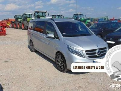 używany Mercedes V250 2.2dm 190KM 2016r. 93 758km