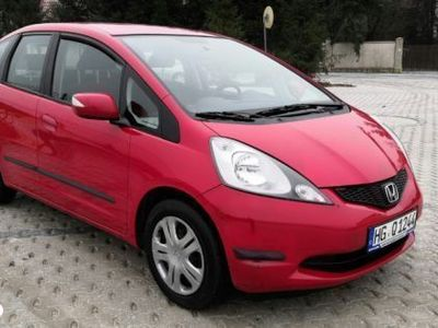 used Honda Jazz III
