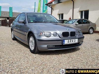 używany BMW 316 1.8dm 116KM 2004r. 173 000km