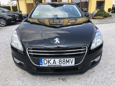 używany Peugeot 203 508 2dm3 163KM 2011r.000km 140KM,Navi,PDC,ESP,Gwarancja