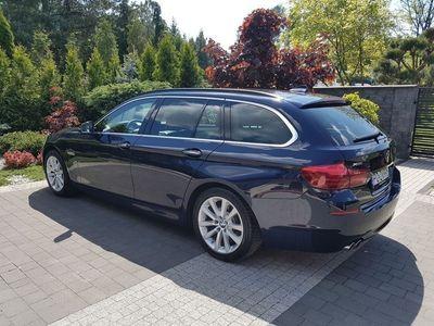 gebraucht BMW 520 Xdrive Luxury!!