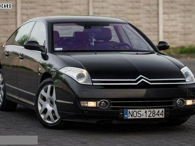 używany Citroën C6 2.7dm 204KM 2008r. 259 000km