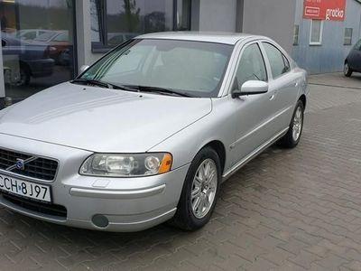 używany Volvo S60 2.4dm 163KM 2004r. 222 145km
