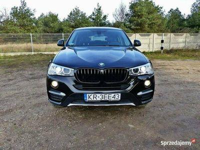 używany BMW X4 2dm 184KM 2018r. 119 000km