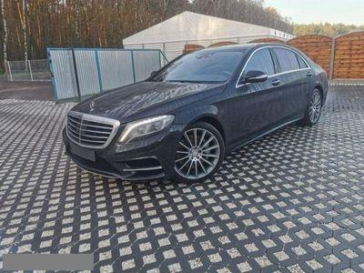 używany Mercedes S500 4.7dm 460KM 2014r. 239 999km