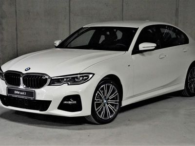 używany BMW 320 2dm 190KM 2020r. 5km