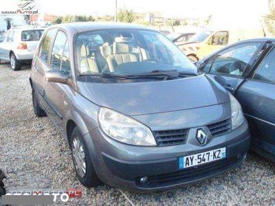 używany Renault Scénic 1.5dm3 105KM 2005r. 148 000km -- II -- 1.5 DCI - 2005 r -