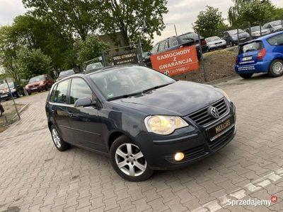 używany VW Polo 1.2dm 64KM 2007r. 108 090km