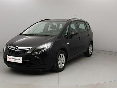 używany Opel Zafira 1.4dm 140KM 2016r. 96 494km