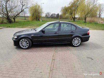 używany BMW 330 E46 d 204KM M-PAK z VIN-u