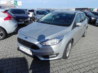używany Ford Focus 1.5dm3 120KM 2015r. 148 827km ABS