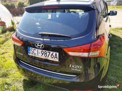 używany Hyundai ix20