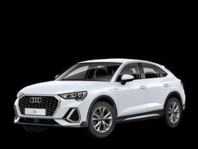 używany Audi Q3 1.5dm 150KM 2020r. 10km