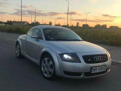 używany Audi TT 1.8T 180km LPG