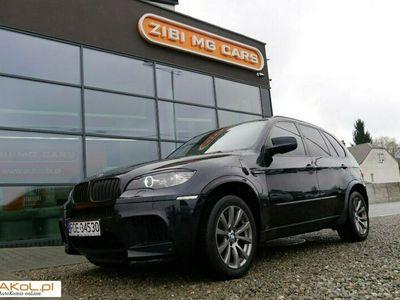 używany BMW X5 M 4.4dm 555KM 2009r. 189 000km